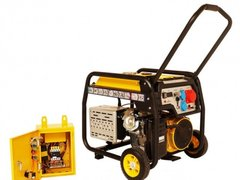 Generator curent open frame Stager FD